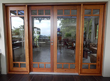 Picture of Narra Lanai Door & Jarrah Works | Doors